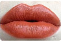 pumpkin lipcolours / by The Love of Colour