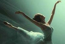 Ballet / by Marjorie Sánchez Godínez