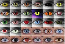 ◀ C◑N†AC†§ ◆ / Cⓞntact Lenses ⊙ For That Extra Dramatic Effect ◐◎⊙ⓞ●◑
