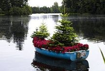 Pleasant BOATS / water craft of all kinds