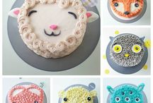 Cakes I want to make / Cake I have made, want to make and am planning to make  / by Sarah Beer
