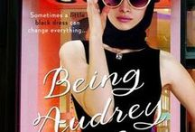 Being Audrey Hepburn: The Novel / By: Mitchell Kriegman Now available in stores and online.