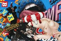 •P(ⓞ)P•†ha†↯• / POP ART + COMICS {ї}((♥)) ↭ See •P(⊙)P•PAїN†• = Pop Art Face + BodyArt  •P㈇P•C◐Mї囟• = Super Hero Comics Pop Art.  / by Dylanna💀