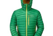 Men's Jackets / Expedition and Outdoor clothing