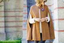 Cape and Ponchos