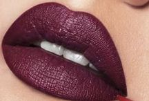 garnet lipcolours / by The Love of Colour
