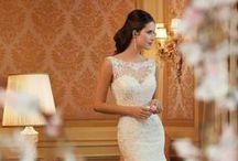 Casamentos - Vestidos / Ideias para vestido de noiva.