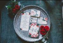 Invitaciones de boda ~ Wedding invitations / Alternativas y estilos distintos para vuestras invitaciones de boda #Wedding #Invitations