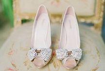 Lovely Shoes / Zapatos de ensueño! Para novias, invitadas, fiestas.... Très chic!