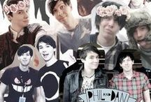 ♥D A N & P H I L♥ / Dan and Phil are my heroes and I just love these guys very much ♥
