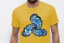 """Camisetas de autor """"The Origen"""" Hombre / Aquí os presentamos nuestras primeras camisetas personalizadas por el autor para hombre, los diseños los realizamos nosotros mismos, esperamos os guste"""