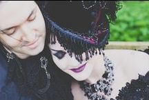 Inspiration - Wedding Gothic