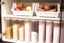 Organization & Storage Ideas / A happy home is an organized home. Fight back against the clutter and chaos and find some piece of mind with these home organization ideas!