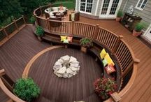 Landscaping & Outdoor Living / Landscaping is one of the most important parts of a home's appeal and it's one all too often forgotten until the last minute. In addition to increasing the value of your home, outdoor living spaces can contribute immeasurably to enjoying your down time. Check out some of these ideas!