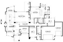 Floor Plans / Who doesn't have a dream home design in their head? Looking for ideas and coming up with the perfect layout to suit your life is a fun pass-time even if you're not in the market yet. Check out some of these beautiful custom floor plans.