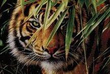 Patrones GRATIS Punto Cruz PDF ANIMALES / Gráficos gratis de punto de cruz para descargar en formato pdf, imprimir y bordar dibujos de animales