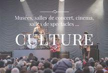 La Culture à Calais / Musées, salles de spectacles, galeries, librairies ...