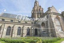 Les monuments calaisiens / Découvrez le patrimoine calaisien