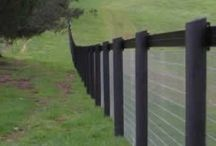 Pleasant FENCES / Fence design and use