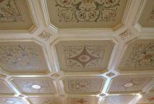 Pleasant CEILINGS / Interior decorative treatment of ceilings