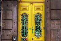 Pleasant DOORS / Beautiful interest or and exterior doors