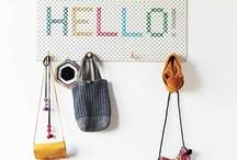 Home sweet Home / Tante idee a cui ispirarvi per arredare la vostra casa / by A Little Market Italia