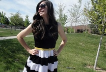 Love, Iris: Old Photo's / My outfits I created with my own clothing!