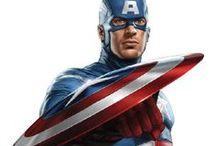 Super Hero Art - SuperHeroCostumes USA