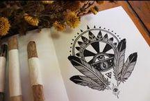 △ Tattoo & Piercing △ / by Mathilde Lork