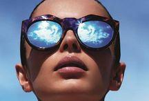 Eye Glasses/Sun Glasses / Eye Accessories / by Regina Thompson