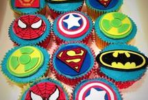 Super Hero Edibles