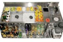 THIẾT BỊ BAR CAFE / Các thiết bị Bar cafe như thùng đá, tủ lạnh cánh kính, kệ rượu, máy pha cafe, máy xay sinh tố, máy làm đá viên... LH  0902 680 199 - 083 932 1125 để biết thêm chi tiết.