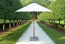 Bambrella® Sirocco Range / Bambrella® Sirocco range has a two-piece pole so that the umbrella pole can be split. This allows for easy storage and ease of transportation
