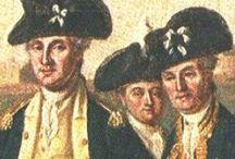 Colonial Fashion / Fashion of the Revolutionary War era