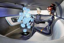 Car : interior sketch