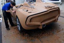 Car : Clay