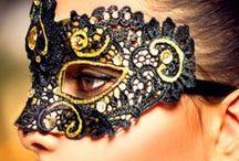 Mask / by Diane Wilcox
