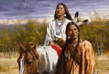 Native American / by Diane Wilcox