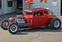 Car : HotRod