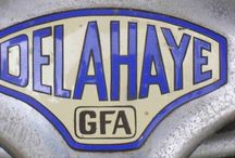 Motors : Delahaye