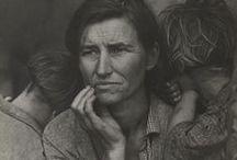 2. Dorothea Lange