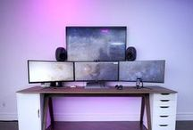 gaming room ♥