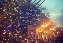 Lincoln Square Menorah Lighting / Annual Hanukah Menorah Lighting in the center of Lincoln Square.