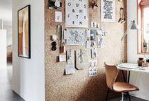 LOVELY LITTLE OFFICES {inspiration}