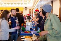 Winter Brew / A local craft brewery event in Chicago's Northside community of Lincoln Square & Ravenswood. New to 2016 is a craft beer and food pairing VIP event in Ravenswood.