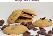 Basic Chocolate Chip Cookies To Try