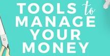 Tools To Manage Your Money / My favourite tools that I use to manage my money, and information about how to use them!