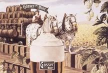 Werbung / Ein kleines Archiv aus Österreichs bester Bierwerbung.