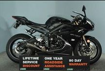 Motorcycles / We are passionate about helping you find the right bike. To see all of our motorcycles, you can stop in the shop or check out our inventory online at: http://sf-moto.ebizautos.com/inventory.aspx