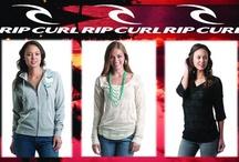Rip Curl Women's Apparel / Rip Curl Women's Tops, Jackets, Sweaters, Swimwear, and Accessories.